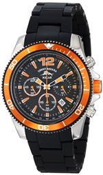 トミー バハマ 時計 Tommy Bahama RELAX Mens RLX3017 Haverstraw Diving Bezel Chronograph Black Dial<img class='new_mark_img2' src='https://img.shop-pro.jp/img/new/icons23.gif' style='border:none;display:inline;margin:0px;padding:0px;width:auto;' />