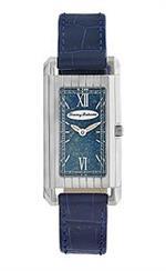 トミー バハマ 時計 Tommy Bahama Leather Authentic Blue Lapis Stone Dial Womens Watch #TB2122