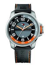 トミー ヒルフィガー 時計 Tommy Hilfiger Synthetic Collection Grey/Black Dial Mens Watch #1790716<img class='new_mark_img2' src='https://img.shop-pro.jp/img/new/icons18.gif' style='border:none;display:inline;margin:0px;padding:0px;width:auto;' />