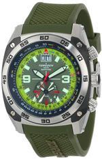 <img class='new_mark_img1' src='https://img.shop-pro.jp/img/new/icons11.gif' style='border:none;display:inline;margin:0px;padding:0px;width:auto;' />トーゲン 時計 Torgoen Swiss Mens T07303 Pilot Computer Dual-Time Zone Polyurethane Strap Watch
