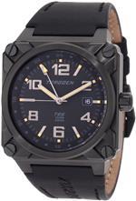トーゲン 時計 Torgoen Swiss Mens T26107 T26 Series Classic Black Aviation Watch