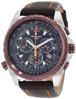 トーゲン 時計 Torgoen Swiss Mens T22102 T22 Series Classic Black Aviation Watch