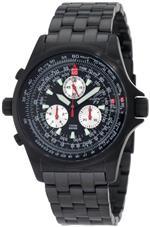 <img class='new_mark_img1' src='https://img.shop-pro.jp/img/new/icons7.gif' style='border:none;display:inline;margin:0px;padding:0px;width:auto;' />トーゲン 時計 Torgoen Swiss Mens T01207 T01 Series Classic Black Aviation Watch