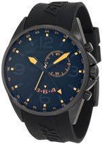 トーゲン 時計 Torgoen Swiss Mens T30304 T30 Series Classic Black Aviation Watch