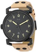 ベスタル 時計 Vestal Mens OB3L008 Observer Leather Analog Display Japanese Quartz Beige Watch<img class='new_mark_img2' src='https://img.shop-pro.jp/img/new/icons14.gif' style='border:none;display:inline;margin:0px;padding:0px;width:auto;' />