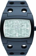 ベスタル 時計 Vestal Destroyer Watch Polished Black/Black/White One Size