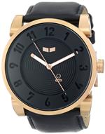<img class='new_mark_img1' src='https://img.shop-pro.jp/img/new/icons16.gif' style='border:none;display:inline;margin:0px;padding:0px;width:auto;' />ベスタル 時計 Vestal Unisex DOP012 Doppler Rose Gold Black Watch