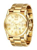 ベスタル 時計 Vestal Mens DEV005 De Novo Gold Chronograph with Day Register Watch<img class='new_mark_img2' src='https://img.shop-pro.jp/img/new/icons14.gif' style='border:none;display:inline;margin:0px;padding:0px;width:auto;' />