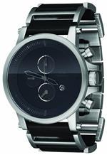 ベスタル 時計 Vestal Mens PLE032 Plexi Silver Case Black Dial Black Leather Watch<img class='new_mark_img2' src='https://img.shop-pro.jp/img/new/icons17.gif' style='border:none;display:inline;margin:0px;padding:0px;width:auto;' />