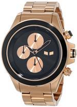 <img class='new_mark_img1' src='https://img.shop-pro.jp/img/new/icons15.gif' style='border:none;display:inline;margin:0px;padding:0px;width:auto;' />ベスタル 時計 Vestal Unisex ZR2017 ZR-2 Minimalist Rose Gold Black Watch