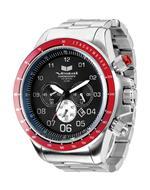 ベスタル 時計 Vestal Mens ZR3025 ZR-3 Silver Red Watch