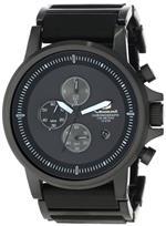 <img class='new_mark_img1' src='https://img.shop-pro.jp/img/new/icons35.gif' style='border:none;display:inline;margin:0px;padding:0px;width:auto;' />ベスタル 時計 Vestal Mens PLE038 Plexi Black Lume Watch