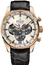 ゼニス 時計 Zenith El Primero Striking 10th Mens Wristwatch Rose Gold Limited Edition of 500 Units<img class='new_mark_img2' src='https://img.shop-pro.jp/img/new/icons17.gif' style='border:none;display:inline;margin:0px;padding:0px;width:auto;' />