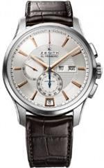 ゼニス 時計 New Mens Zenith El Primero Captain Winsor Annual Calendar Watch 03.2070.4054/02.C711