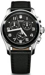 ビクトリノックス スイスアーミー 時計 Victorinox New C. Classic Black Dial Mens Quartz Watch -<img class='new_mark_img2' src='https://img.shop-pro.jp/img/new/icons23.gif' style='border:none;display:inline;margin:0px;padding:0px;width:auto;' />