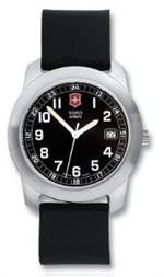ビクトリノックス スイスアーミー 時計 Victorinox Swiss Army Field Mens Black Rubber Watch 24976<img class='new_mark_img2' src='https://img.shop-pro.jp/img/new/icons4.gif' style='border:none;display:inline;margin:0px;padding:0px;width:auto;' />