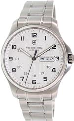 ビクトリノックス スイスアーミー 時計 Victorinox Swiss Armyicers Day and Date Mens Watch 241551
