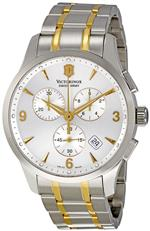 ビクトリノックス スイスアーミー 時計 Victorinox Mens 241481 Alliance Analog Display Swiss Quartz Two