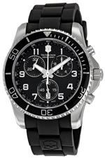 ビクトリノックス スイスアーミー 時計 Victorinox Swiss Army Mens 241431 Maverick Black Dial Watch<img class='new_mark_img2' src='https://img.shop-pro.jp/img/new/icons10.gif' style='border:none;display:inline;margin:0px;padding:0px;width:auto;' />