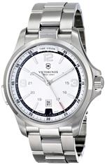 ビクトリノックス スイスアーミー 時計 Victorinox Mens 241571 Night Vision Analog Display Swiss Quartz<img class='new_mark_img2' src='https://img.shop-pro.jp/img/new/icons24.gif' style='border:none;display:inline;margin:0px;padding:0px;width:auto;' />