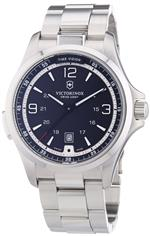 ビクトリノックス スイスアーミー 時計 Mens Watches VICTORINOX NIGHT VISION DARK GREY DIAL BRACELET<img class='new_mark_img2' src='https://img.shop-pro.jp/img/new/icons28.gif' style='border:none;display:inline;margin:0px;padding:0px;width:auto;' />