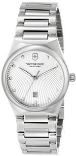 <img class='new_mark_img1' src='https://img.shop-pro.jp/img/new/icons9.gif' style='border:none;display:inline;margin:0px;padding:0px;width:auto;' />ビクトリノックス スイスアーミー 時計 Victorinox Womens 241635 Victoria Analog Display Swiss Quartz
