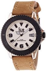 アイス 時計 Ice-Watch VT.SD.B.L.13 Mens Ice-Vintage Beige Leather Strap Watch