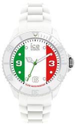 アイス 時計 Ice-Watch Unisex Quartz Watch with Multicolour Dial Analogue Display and White Silicone<img class='new_mark_img2' src='https://img.shop-pro.jp/img/new/icons1.gif' style='border:none;display:inline;margin:0px;padding:0px;width:auto;' />