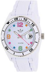 アディダス 時計 Adidas Mens Brisbane ADH2923 White Silicone Quartz Watch with White Dial<img class='new_mark_img2' src='https://img.shop-pro.jp/img/new/icons8.gif' style='border:none;display:inline;margin:0px;padding:0px;width:auto;' />