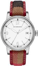 <img class='new_mark_img1' src='https://img.shop-pro.jp/img/new/icons13.gif' style='border:none;display:inline;margin:0px;padding:0px;width:auto;' />バーバリー 時計 Burberry The Utilitarian Fabric Unisex Watch BU7842