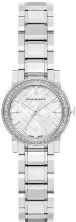 <img class='new_mark_img1' src='https://img.shop-pro.jp/img/new/icons32.gif' style='border:none;display:inline;margin:0px;padding:0px;width:auto;' />バーバリー 時計 Burberry The City Diamond Ladies Watch BU9220