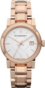 <img class='new_mark_img1' src='https://img.shop-pro.jp/img/new/icons6.gif' style='border:none;display:inline;margin:0px;padding:0px;width:auto;' />バーバリー 時計 Burberry Rose Dial Rose Gold-tone Ladies Watch BU9034