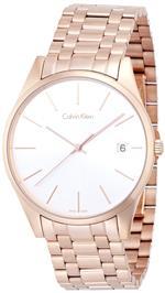 カルバン クライン 時計 Calvin Klein ck Time Rose Gold-Tone Mens Watch K4N21646