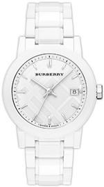バーバリー 時計 Burberry The City Ceramic Ladies Watch BU9180
