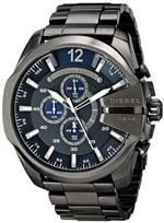 ディーゼル 時計 Diesel Mens DZ4329 Diesel Chief Series Analog Display Analog Quartz Grey Watch