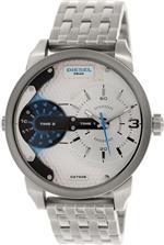 ディーゼル 時計 Diesel Mens DZ7305 The Daddies Series Analog Display Analog Quartz Silver Watch