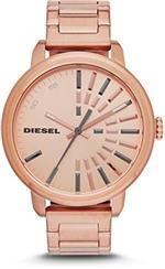 ディーゼル 時計 Diesel Rose Dial Rose Gold-tone Ladies Watch DZ5418