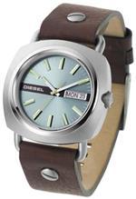 ディーゼル 時計 Diesel Mens Stainless Steel and Brown Leather Watch<img class='new_mark_img2' src='https://img.shop-pro.jp/img/new/icons29.gif' style='border:none;display:inline;margin:0px;padding:0px;width:auto;' />
