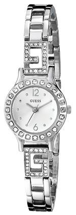 ゲス 時計 Guess Silver Dial Stainless Steel Ladies Watch U0411L1<img class='new_mark_img2' src='https://img.shop-pro.jp/img/new/icons41.gif' style='border:none;display:inline;margin:0px;padding:0px;width:auto;' />
