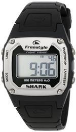 フリースタイル 時計 Freestyle Unisex FS80971 Shark Classic Silver Polyurethane Watch<img class='new_mark_img2' src='https://img.shop-pro.jp/img/new/icons3.gif' style='border:none;display:inline;margin:0px;padding:0px;width:auto;' />