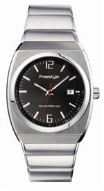 フリースタイル 時計 Freestyle Mens FS70701 Triton Black Dial Stainless Steel Bracelet Watch<img class='new_mark_img2' src='https://img.shop-pro.jp/img/new/icons41.gif' style='border:none;display:inline;margin:0px;padding:0px;width:auto;' />
