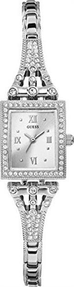 ゲス 時計 GUESS Womens U0430L1 Classic Silver-Tone Jewelry Inspired Watch<img class='new_mark_img2' src='https://img.shop-pro.jp/img/new/icons23.gif' style='border:none;display:inline;margin:0px;padding:0px;width:auto;' />