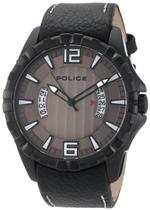 アイス 時計 Police Mens PL-12889JSB/61 Profile Grey Dial Black Leather Watch<img class='new_mark_img2' src='https://img.shop-pro.jp/img/new/icons14.gif' style='border:none;display:inline;margin:0px;padding:0px;width:auto;' />