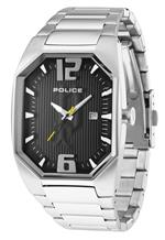 アイス 時計 Police Mens PL-12895JS/02M Octane Octagon Black Dial Stainless Steel Watch<img class='new_mark_img2' src='https://img.shop-pro.jp/img/new/icons34.gif' style='border:none;display:inline;margin:0px;padding:0px;width:auto;' />