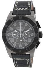 ハウレックスイタリア 時計 Haurex Italy Mens 9J350UGG Challenger-R Chronograph Watch