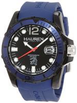 ハウレックスイタリア 時計 Haurex Italy Mens N1354UNB Caimano Luminous Blue Rubber Watch<img class='new_mark_img2' src='https://img.shop-pro.jp/img/new/icons33.gif' style='border:none;display:inline;margin:0px;padding:0px;width:auto;' />