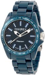 ハウレックスイタリア 時計 Haurex Italy Mens B7366UB2 Aston Teal Watch