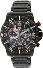 ルミノックス 時計 Luminox Dive Chrono Black Watch 8362RP