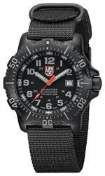 <img class='new_mark_img1' src='https://img.shop-pro.jp/img/new/icons11.gif' style='border:none;display:inline;margin:0px;padding:0px;width:auto;' />ルミノックス 時計 Luminox Sea Anu 4200 Black Dial Black Nylon Mens Watch 4221.CW