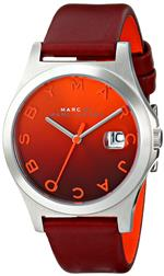 マーク ジェイコブス 時計 Marc by Marc Jacobs MBM1319 The Slim Ombre Dial Leather Strap Watch 36mm<img class='new_mark_img2' src='https://img.shop-pro.jp/img/new/icons20.gif' style='border:none;display:inline;margin:0px;padding:0px;width:auto;' />